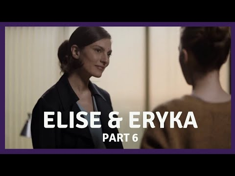 Elise and Eryka Part 6 - The Tunnel S2 - A Lesbian Interest Love Story [Eng, Esp, Port Subtitles]