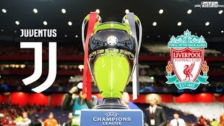 PES 2019 | Juventus vs Liverpool | Final UEFA Champions League - UCL | C.Ronaldo vs Mo Salah
