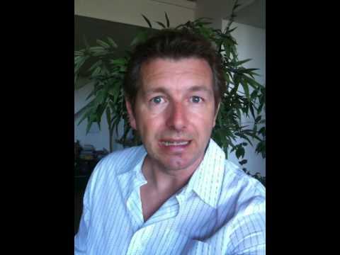 National Yoga Month – Co-founder Johannes R. Fisslinger