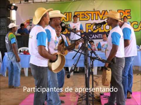 XII Festival de Música Folclorica de Santa Rosa do Tocantins
