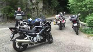 4. 2014 Yamaha FJR1300 Transfagarasan Trip