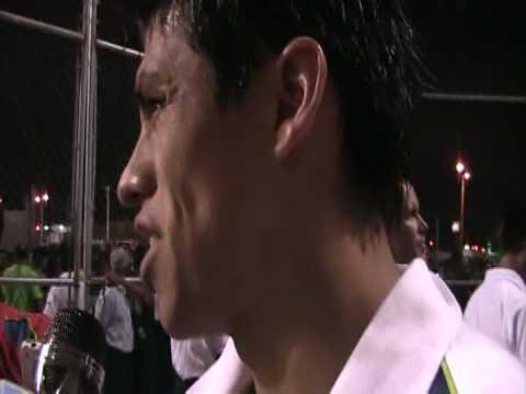 Entrevista a Gonzalo Pineda