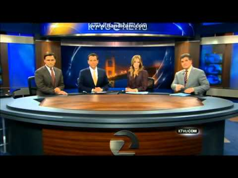 KTVU - KTVU The Ten O'Clock News Close (3-9-13)
