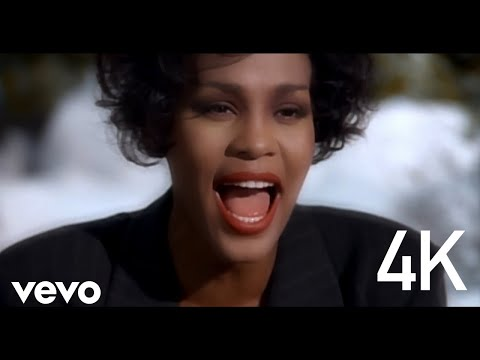Whitney Houston - I Will Always Love You (Official Music Video)
