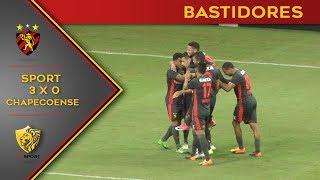 A TV Sport acompanhou todos os detalhes da vitória sobre a Chapecoense, por 3x0, na última quinta-feira (13), na Arena de...