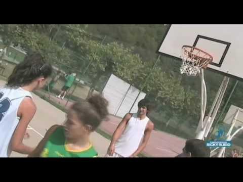 I Campus Ricky Rubio 9 (2008)