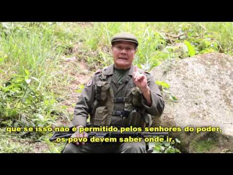 Entrevista con el Comandante »Gabino«, del ELN