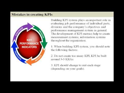 how to measure kpi for project