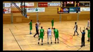 Luxembourg Game : Telstar (WHITE) VS BC Mess (GREEN)