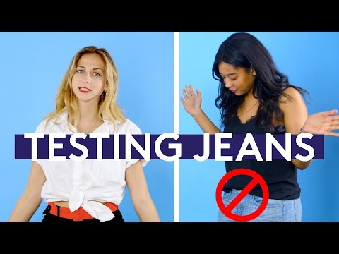 We Test Out $20 vs. $200 Jeans