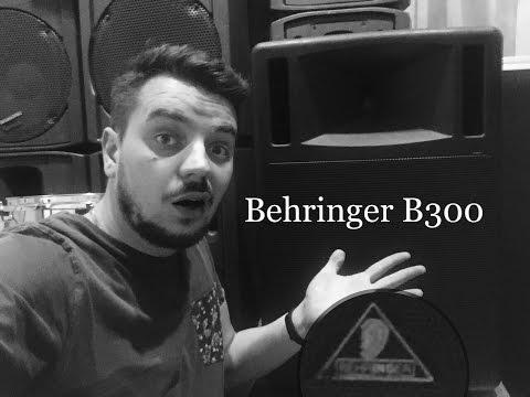 behringer ppa500bt руководство пользователя на русском