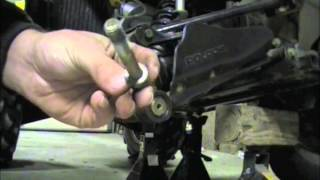 8. Polaris Sportsman 400 CV Joint Part 1