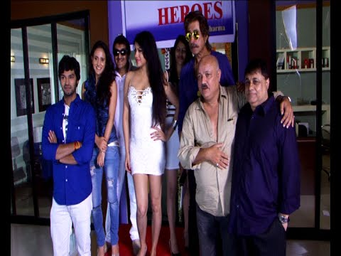 Shakti Kapoor At On Location Mahurat Shot Of Movie Dhaasu Heroes