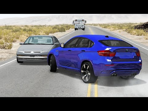 Luxury & Super and Hyper Car Crashes Compilation #16 - BeamNG Drive
