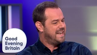 Danny Dyer Has Harsh Words for David Cameron | Good Evening Britain