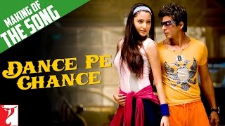 Making Of The Song - Dance Pe Chance | Rab Ne Bana Di Jodi | Shah Rukh Khan | Anushka Sharma