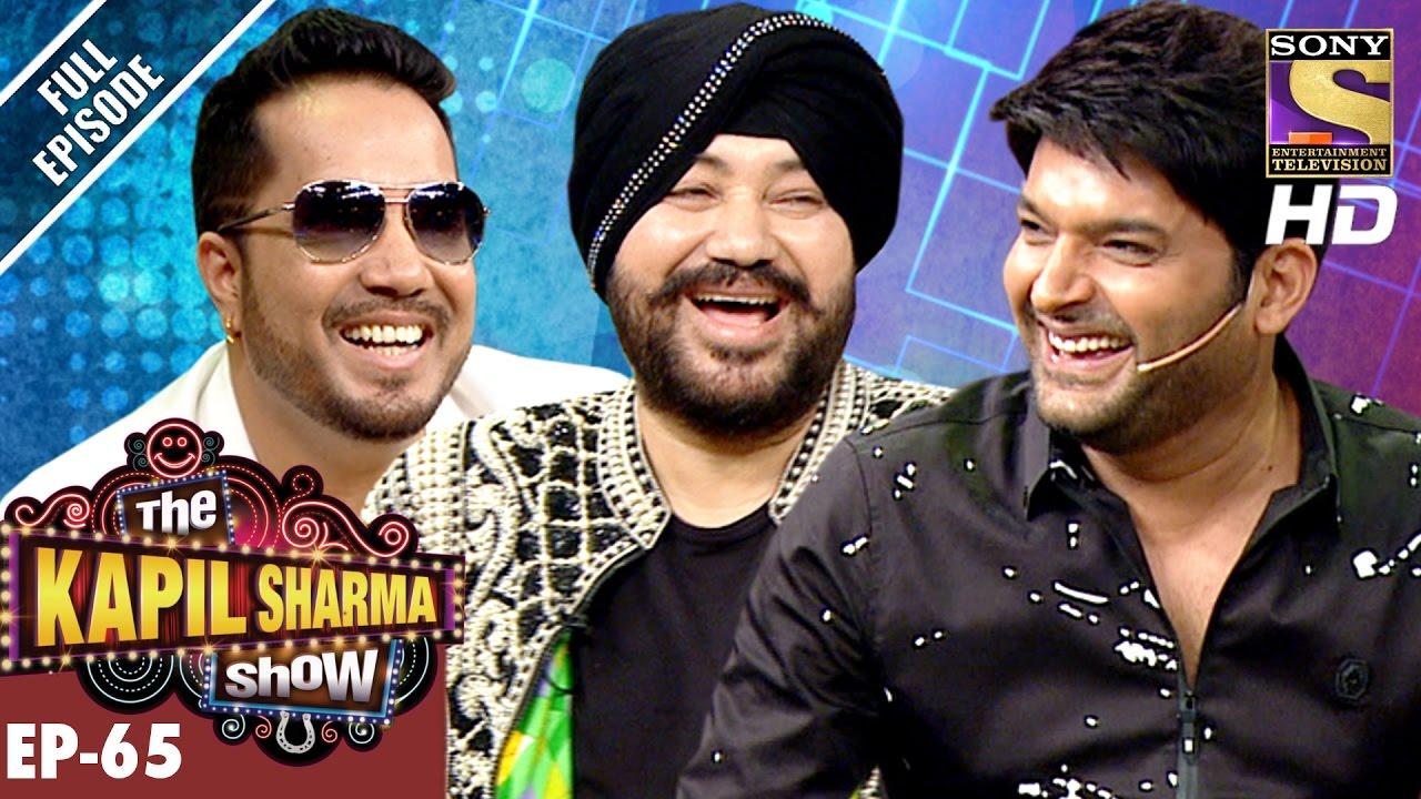 The Kapil Sharma Show – दी कपिल शर्मा शो- Ep-65-Daler Mehndi & Mika In Kapil's Show–4th Dec 2016