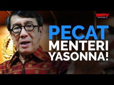Pecat Menteri Yasonna!