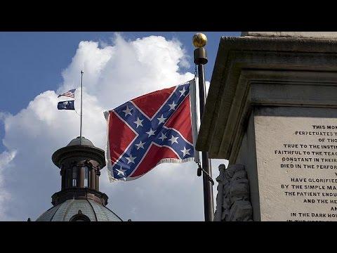 ΗΠΑ: Πιέσεις για την απομάκρυνση της σημαίας του Νότου