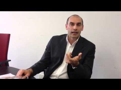 Carlo Parisi, il coach che insegna ai giovani industriali