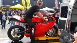 8. Ducati 999s op dynajet