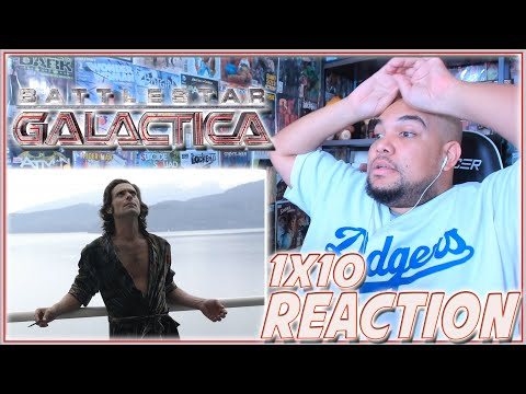 WHAT IS THIS MISSION?!! Battlestar Galactica 1x10 REACTION!!! | Season 1 Episode 10