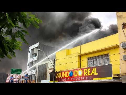 Incendio em Alagoinhas part3