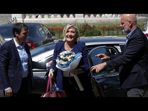 Frankreich: Le Pen will »mächtige europäische Fraktion« b ...