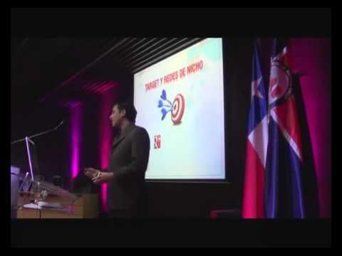 Fernando Guzman Labbe de Cubo 3 en Seminario de Marketing y Tecnologias como Herramientas de Innovacion para las Empresas