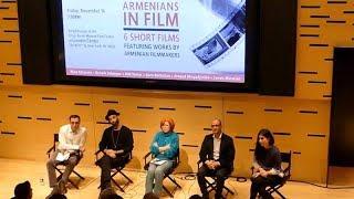 Armenian Filmmakers on the Global Stage