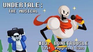 Video Undertale the Musical - Bonetrousle MP3, 3GP, MP4, WEBM, AVI, FLV November 2018