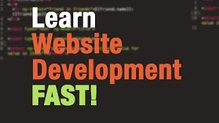 Web Development Tutorial for Beginners