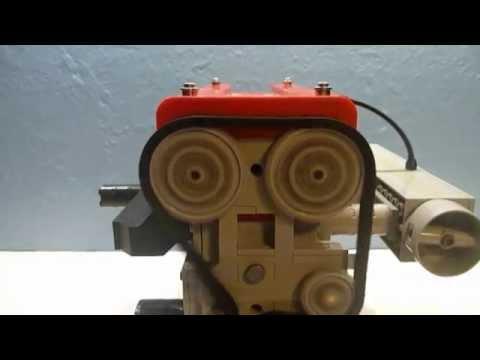 LEGO LTEC 4 Cylinder Sound Engine....Honda VTEC
