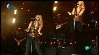 Shakira - Si te vas (Rock in Rio Madrid 2010)
