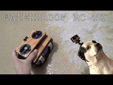 Waterproof RC Transmitter
