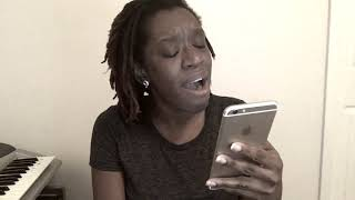 Brandy 'When You Touch Me' COVER