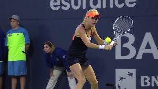 Tennis Highlights, Video - Agnieszka Radwanska's Hot Shots of 2013