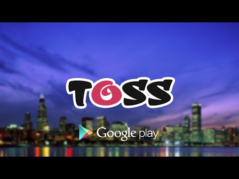 Video of TOSS - New Multi Media SNS