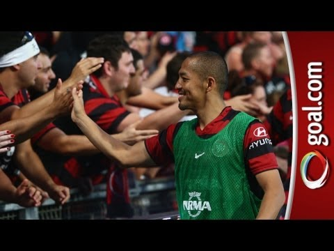 ono - Japanese veteran Shinji Ono showes some wonderful skills to score both of Western Sydney Warriors' goals in this A-League clash against Melbourne Victory at ...