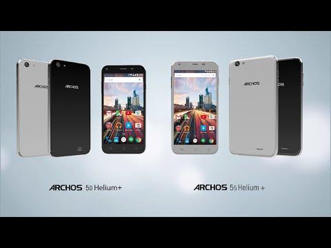 ARCHOS Helium Plus Smartphones