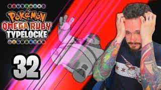 THROH ME A BONE! | Pokémon Omega Ruby Randomizer Typelocke Part 32 by Ace Trainer Liam