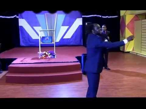 Anointing Breaks The Yoke With Dr. Abel Damina