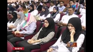 SATU SEMINAR DIKALANGAN MAHASISWA UTK MENGHAKIS PERSEPSI NEGATIF TERHADAP BTN [28 MEI 2016]