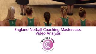 Masterclass - Introduction To Video Analysis