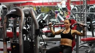 Frontal Plane Shoulder Press : Fitness&Strengthening Workouts