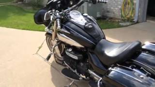 7. 2010 Triumph Rocket III Touring For Sale