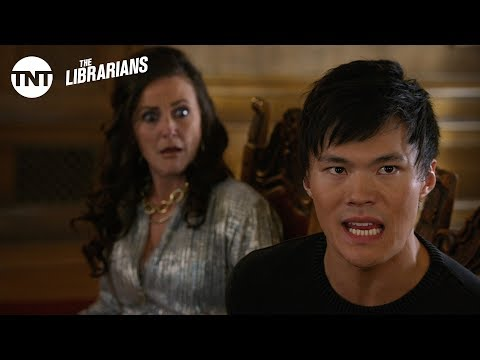 The Librarians: And the Silver Screen - Season 4, Ep. 3 [PROMO] | TNT