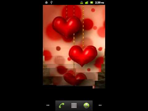 Beating Heart Live Wallpaper