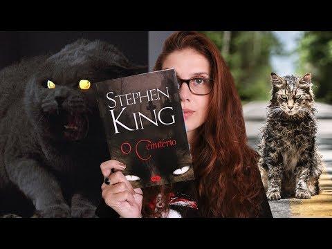 O CEMITÉRIO (Stephen King) | ESTAR MORTO É MELHOR?