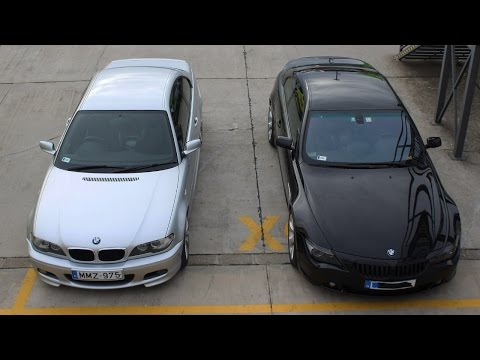 BMW 650i SMG & 318Ci M-Sport coupe
